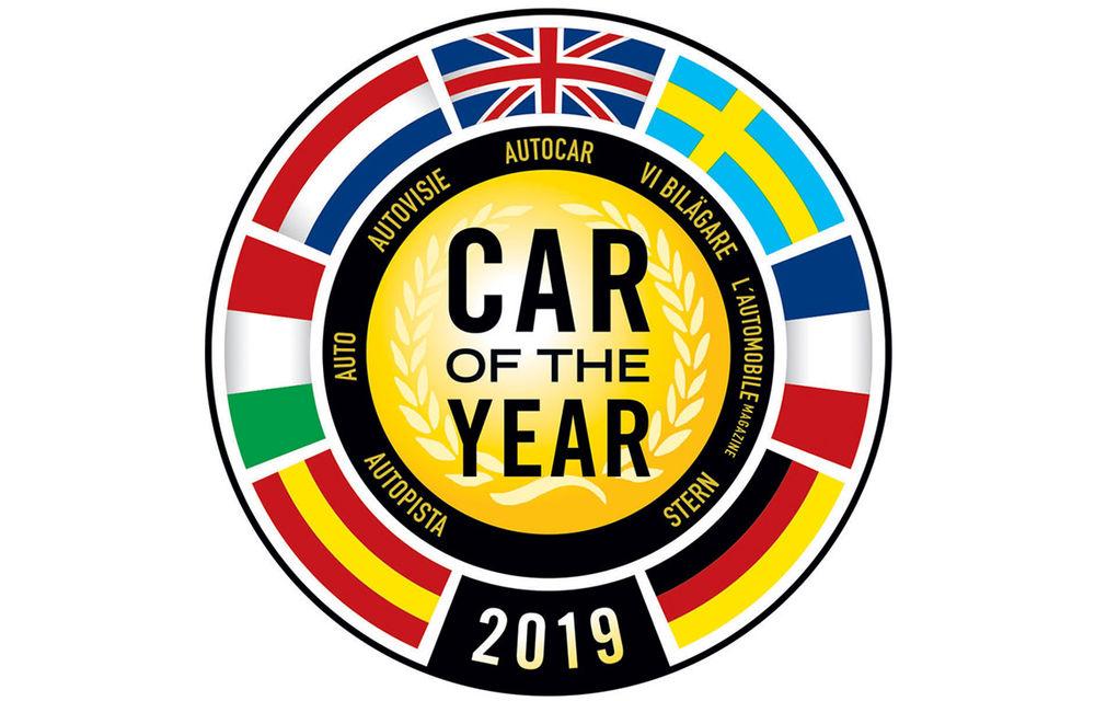 Mașina Anului 2019 în Europa: SUV-ul electric Jaguar I-Pace și compactele Ford Focus și Kia Ceed, printre cei 7 finaliști - Poza 1