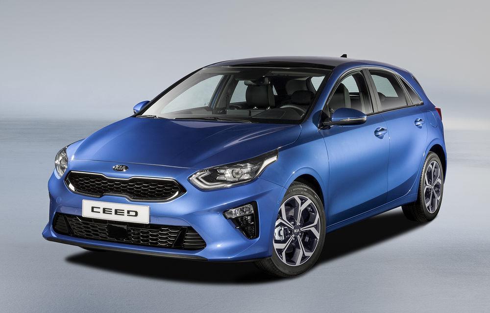 Mașina Anului 2019 în Europa: SUV-ul electric Jaguar I-Pace și compactele Ford Focus și Kia Ceed, printre cei 7 finaliști - Poza 6