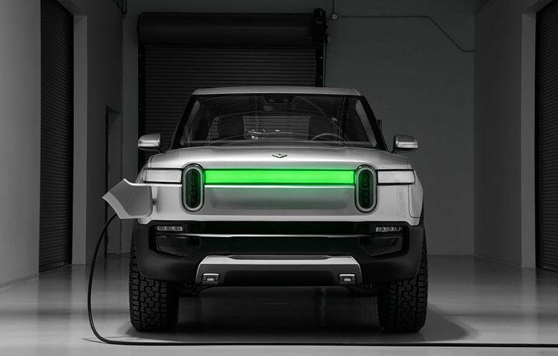 Rivian, un start-up din SUA, lansează un pick-up electric: din 2021, modelul cu autonomie de peste 640 de kilometri va fi disponibil și în Europa - Poza 5
