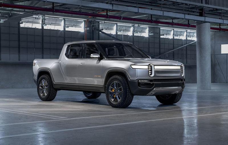 Rivian, un start-up din SUA, lansează un pick-up electric: din 2021, modelul cu autonomie de peste 640 de kilometri va fi disponibil și în Europa - Poza 3