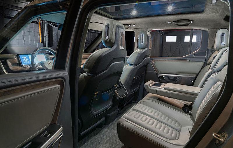 Rivian, un start-up din SUA, lansează un pick-up electric: din 2021, modelul cu autonomie de peste 640 de kilometri va fi disponibil și în Europa - Poza 9
