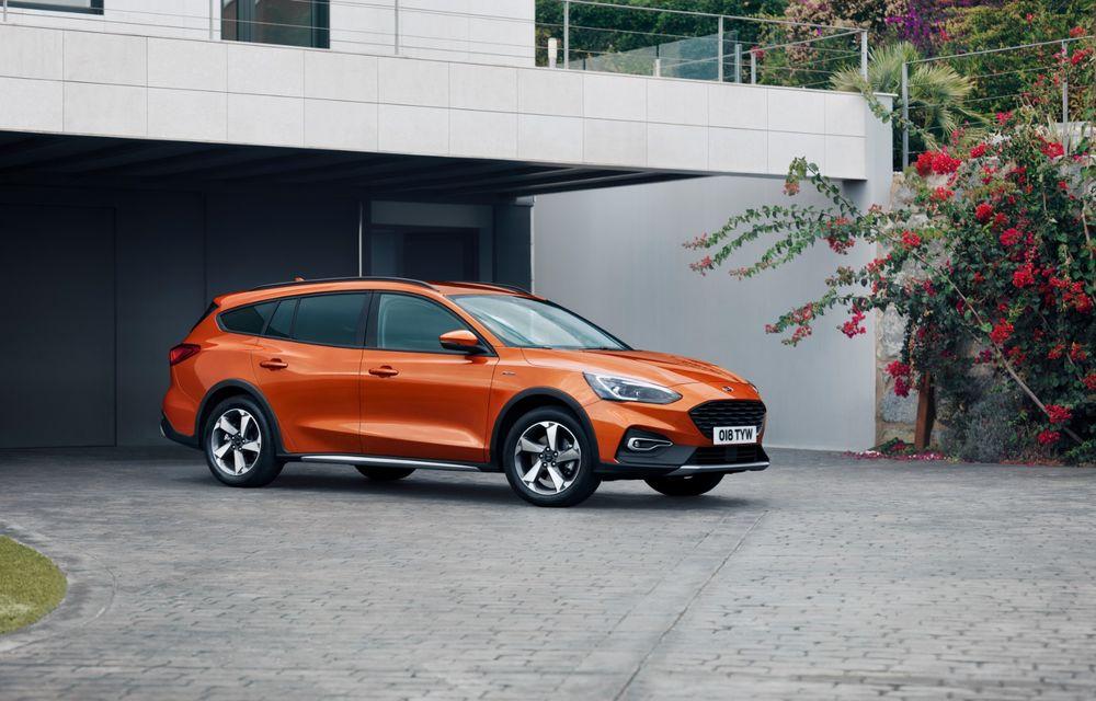 Prețuri pentru noul Ford Focus Active: start de la 20.300 de euro - Poza 4