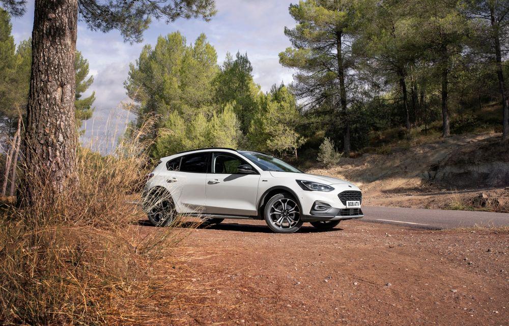 Prețuri pentru noul Ford Focus Active: start de la 20.300 de euro - Poza 15