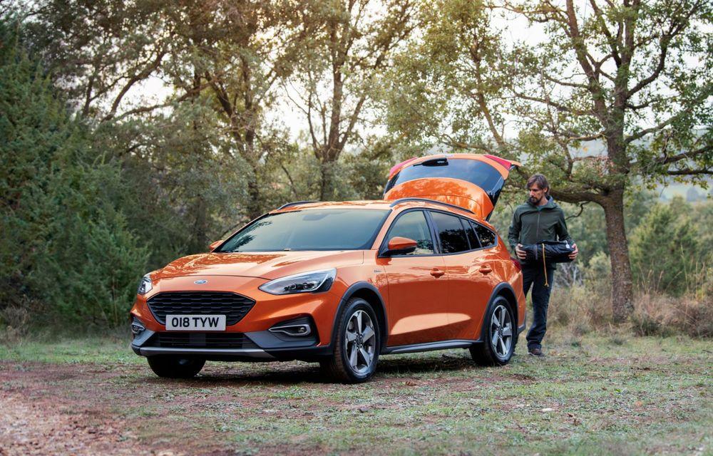 Prețuri pentru noul Ford Focus Active: start de la 20.300 de euro - Poza 10