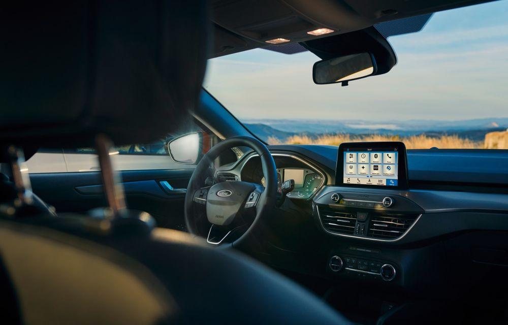Prețuri pentru noul Ford Focus Active: start de la 20.300 de euro - Poza 16