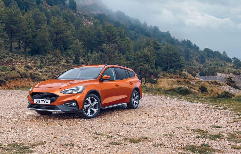 Prețuri pentru noul Ford Focus Active: start de la 20.300 de euro - Poza 7