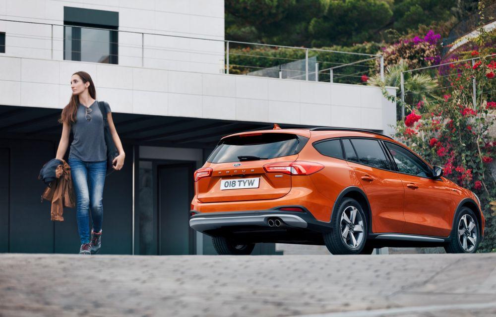Prețuri pentru noul Ford Focus Active: start de la 20.300 de euro - Poza 14