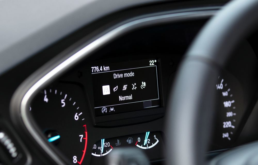 Prețuri pentru noul Ford Focus Active: start de la 20.300 de euro - Poza 17