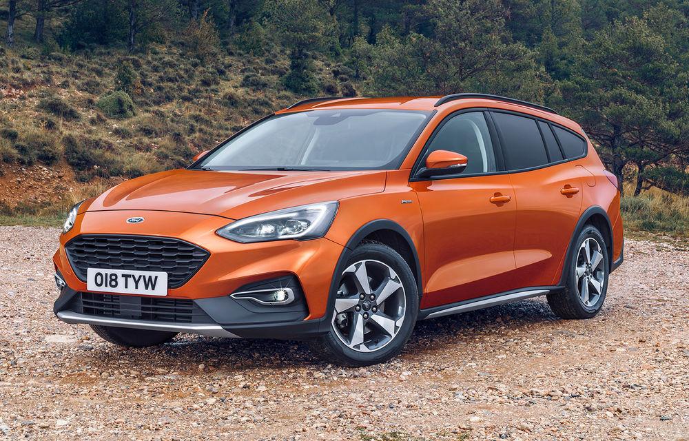 Prețuri pentru noul Ford Focus Active: start de la 20.300 de euro - Poza 1