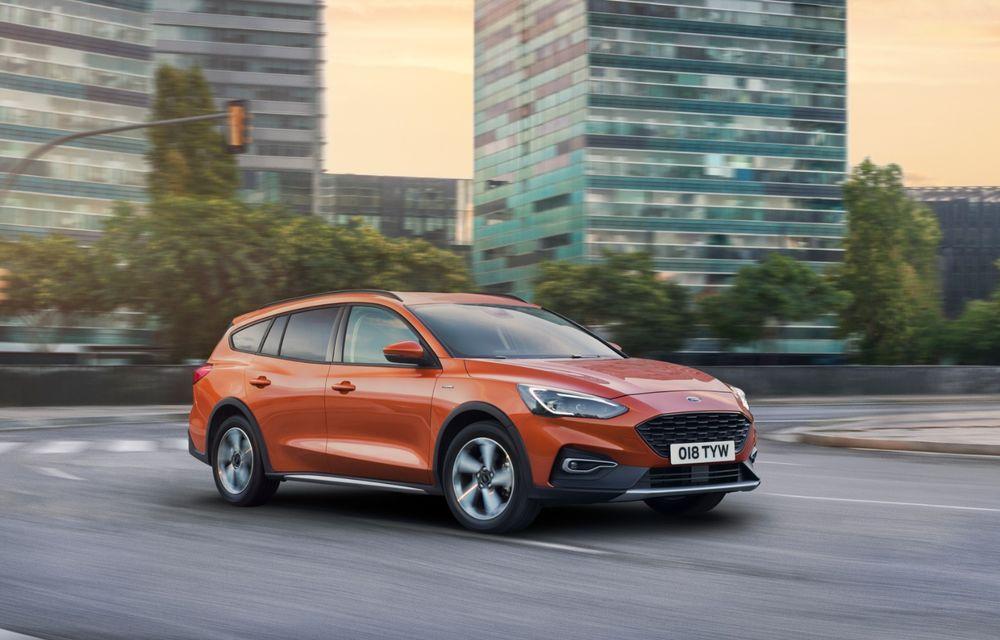 Prețuri pentru noul Ford Focus Active: start de la 20.300 de euro - Poza 3