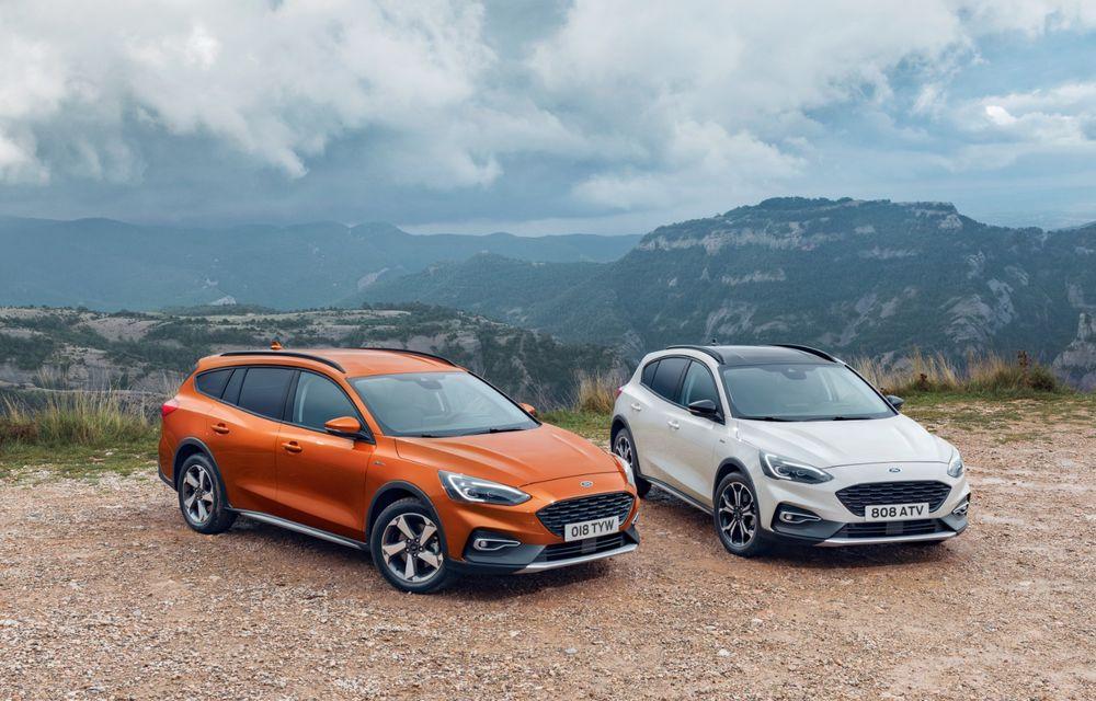 Prețuri pentru noul Ford Focus Active: start de la 20.300 de euro - Poza 6