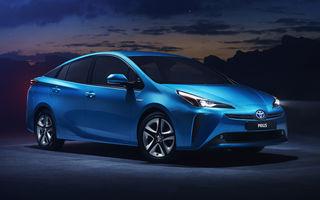 Toyota Prius facelift: hibridul primește tracțiune integrală și modificări estetice subtile