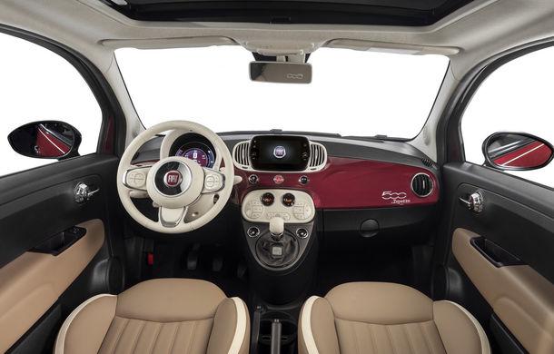 Fiat 500 Repetto: o nouă ediție specială pentru mașina italiană de oraș - Poza 10