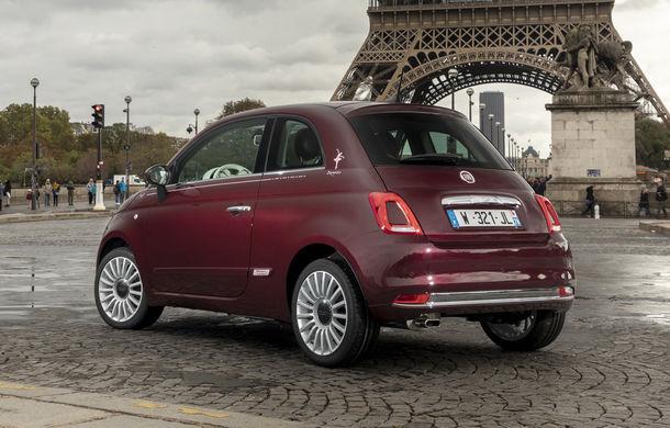 Fiat 500 Repetto: o nouă ediție specială pentru mașina italiană de oraș - Poza 6