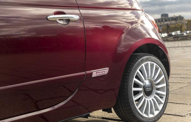 Fiat 500 Repetto: o nouă ediție specială pentru mașina italiană de oraș - Poza 8