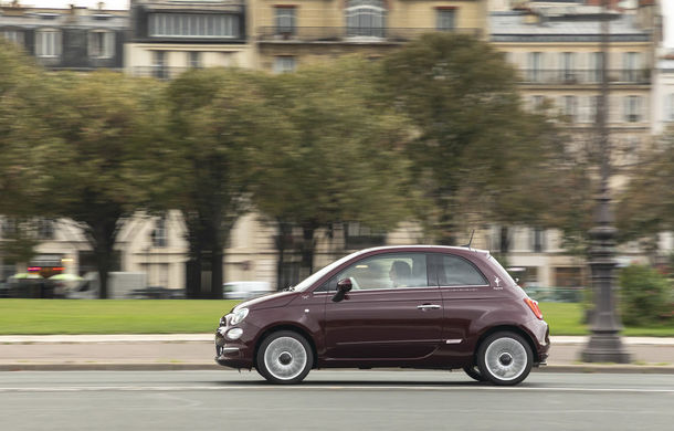 Fiat 500 Repetto: o nouă ediție specială pentru mașina italiană de oraș - Poza 4