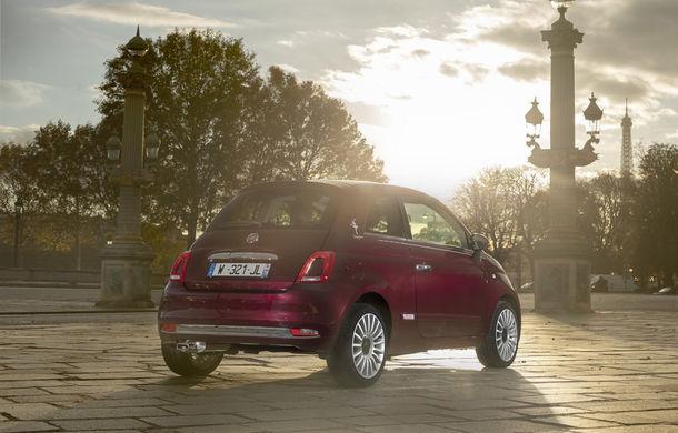 Fiat 500 Repetto: o nouă ediție specială pentru mașina italiană de oraș - Poza 5