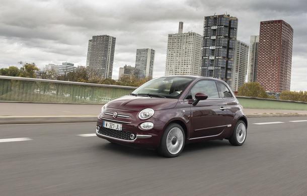 Fiat 500 Repetto: o nouă ediție specială pentru mașina italiană de oraș - Poza 3