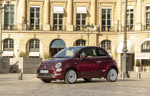Fiat 500 Repetto: o nouă ediție specială pentru mașina italiană de oraș - Poza 2