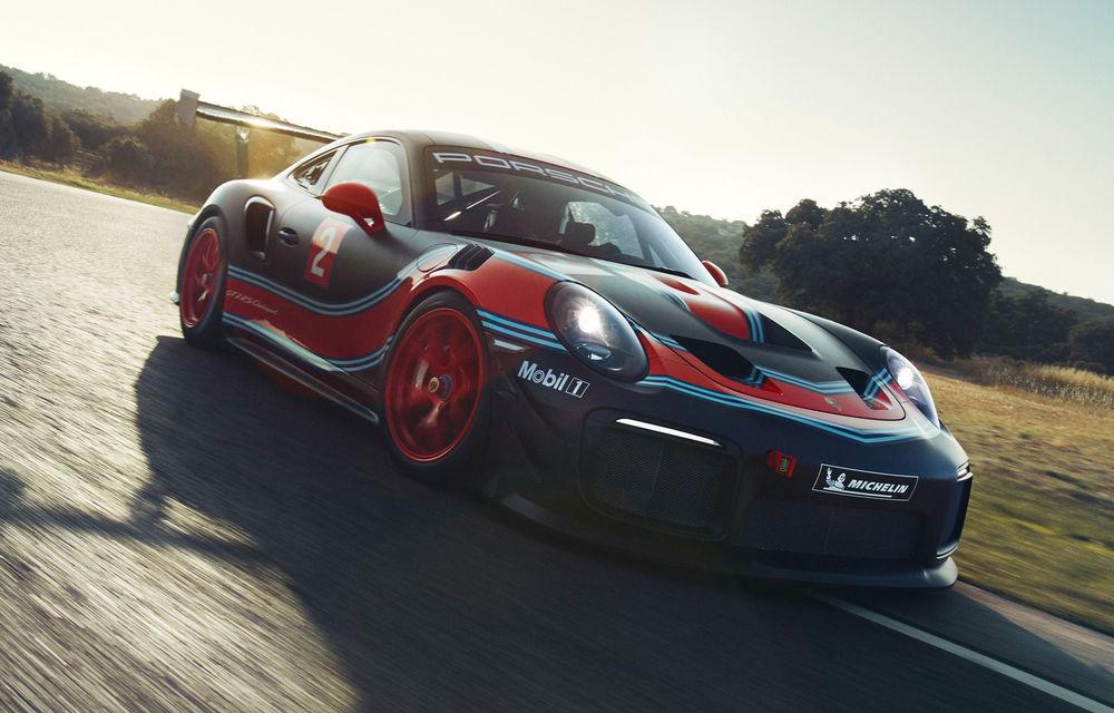 Porsche 911 GT2 RS Clubsport: versiune de circuit de 700 de cai putere - Poza 1