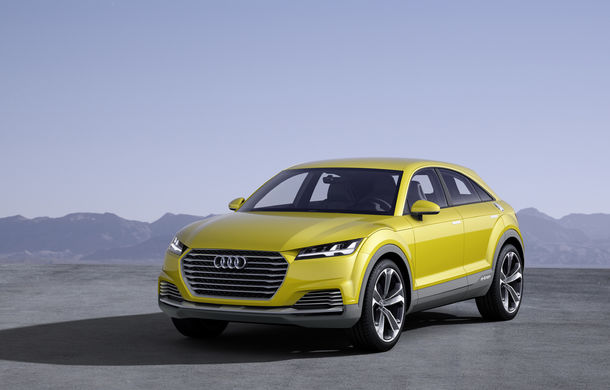 """Audi promite noutăți majore pentru viitorul Q4: """"Se va diferenția de toate celelalte SUV-uri din gamă"""" - Poza 1"""