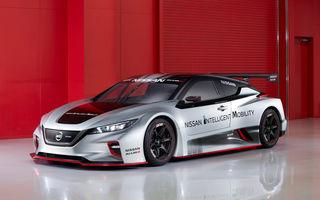 De înaltă tensiune: Nissan Leaf Nismo RC demonstrează potențialul extrem al tehnologiei electrice