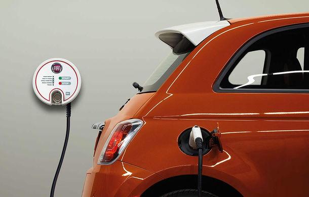 Bate vântul electrificării în Grupul Fiat-Chrysler: versiune 100% electrică pe viitorul Fiat 500 și SUV-uri hibride plug-in pentru Alfa și Jeep - Poza 1
