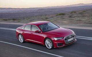 Viitorul Audi S6, spionat în apropiere de Nurburgring: modificări minore de design și motor de 450 CP