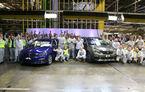 Dublă pentru Peugeot: uzina din Sochaux a produs 500.000 de exemplare 3008 și un milion de unități 308