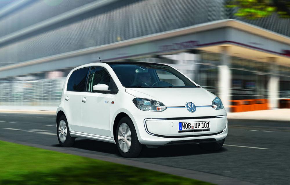 Misterul a fost elucidat: mașina electrică Volkswagen de 18.000 de euro este de fapt viitoarea generație e-Up - Poza 1