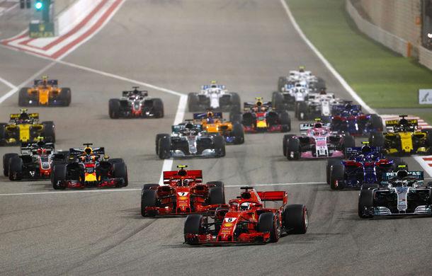Cursele de Formula 1 vor avea o grafică îmbunătățită în 2019: informații despre șansele de depășire, uzura pneurilor și strategii - Poza 1