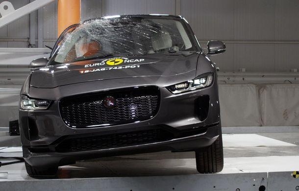 Noi rezultate Euro NCAP: o stea pentru noul Jeep Wrangler, niciuna pentru Fiat Panda. Alte 7 modele au primit calificativ maxim - Poza 29
