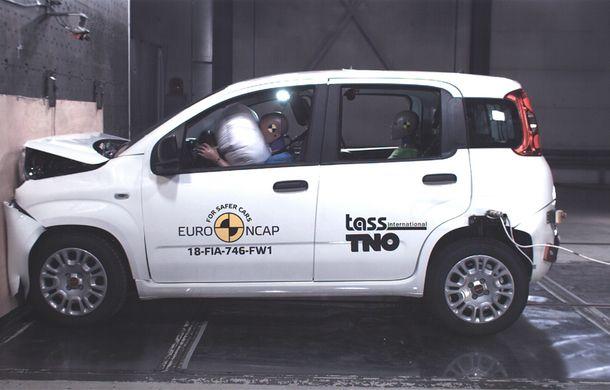 Noi rezultate Euro NCAP: o stea pentru noul Jeep Wrangler, niciuna pentru Fiat Panda. Alte 7 modele au primit calificativ maxim - Poza 19