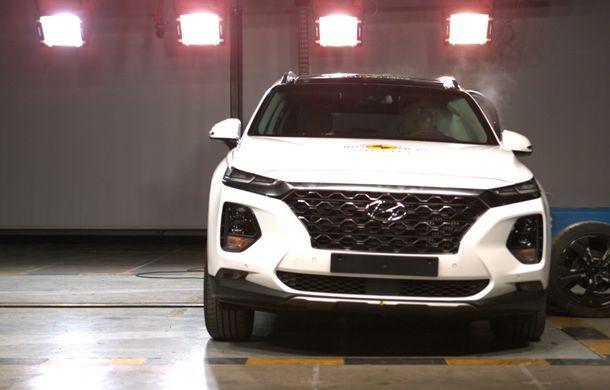 Noi rezultate Euro NCAP: o stea pentru noul Jeep Wrangler, niciuna pentru Fiat Panda. Alte 7 modele au primit calificativ maxim - Poza 33