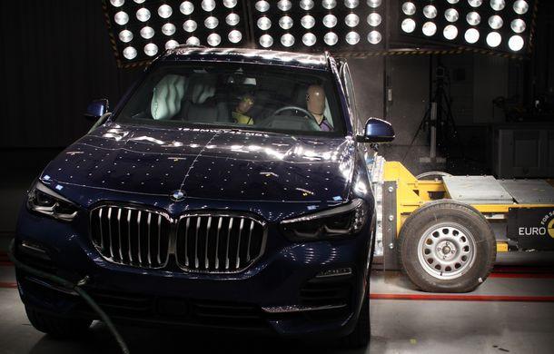 Noi rezultate Euro NCAP: o stea pentru noul Jeep Wrangler, niciuna pentru Fiat Panda. Alte 7 modele au primit calificativ maxim - Poza 13