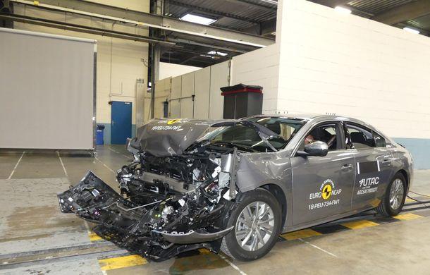 Noi rezultate Euro NCAP: o stea pentru noul Jeep Wrangler, niciuna pentru Fiat Panda. Alte 7 modele au primit calificativ maxim - Poza 16