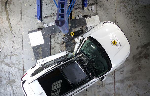 Noi rezultate Euro NCAP: o stea pentru noul Jeep Wrangler, niciuna pentru Fiat Panda. Alte 7 modele au primit calificativ maxim - Poza 35