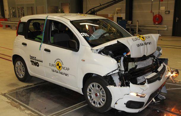 Noi rezultate Euro NCAP: o stea pentru noul Jeep Wrangler, niciuna pentru Fiat Panda. Alte 7 modele au primit calificativ maxim - Poza 20