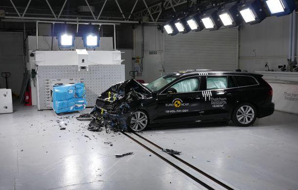 Noi rezultate Euro NCAP: o stea pentru noul Jeep Wrangler, niciuna pentru Fiat Panda. Alte 7 modele au primit calificativ maxim - Poza 41
