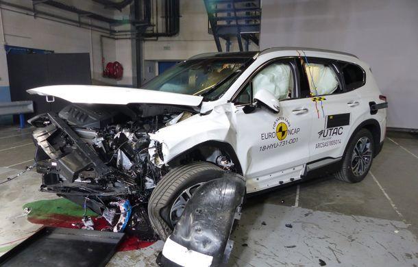 Noi rezultate Euro NCAP: o stea pentru noul Jeep Wrangler, niciuna pentru Fiat Panda. Alte 7 modele au primit calificativ maxim - Poza 34