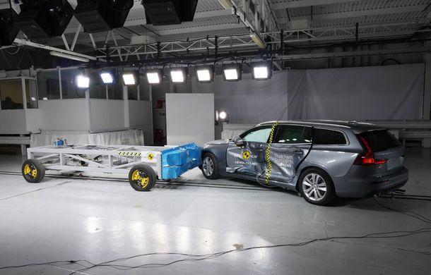 Noi rezultate Euro NCAP: o stea pentru noul Jeep Wrangler, niciuna pentru Fiat Panda. Alte 7 modele au primit calificativ maxim - Poza 8