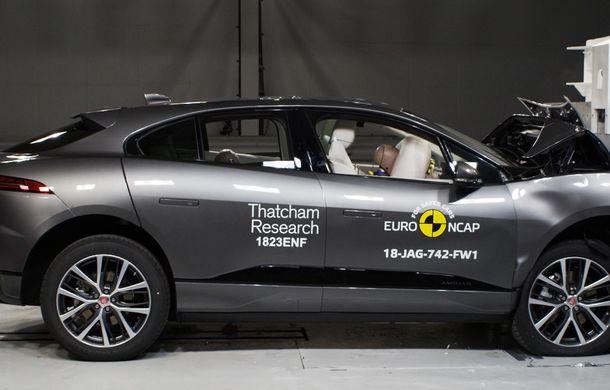 Noi rezultate Euro NCAP: o stea pentru noul Jeep Wrangler, niciuna pentru Fiat Panda. Alte 7 modele au primit calificativ maxim - Poza 36