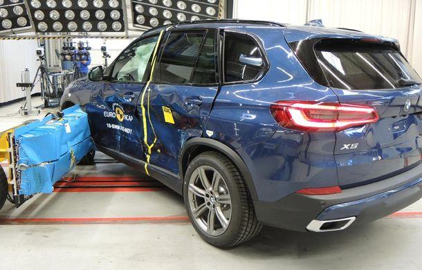 Noi rezultate Euro NCAP: o stea pentru noul Jeep Wrangler, niciuna pentru Fiat Panda. Alte 7 modele au primit calificativ maxim - Poza 12