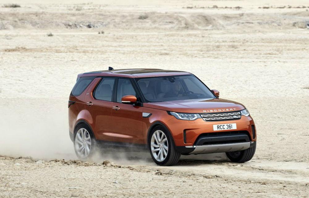 """Jaguar Land Rover nu va participa la Salonul Auto de la Geneva din 2019: """"Vom organiza propriile noastre evenimente de lansare"""" - Poza 1"""