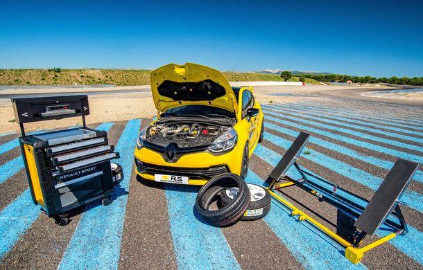 Renault lansează linia de accesorii RS Performance dedicată lui Clio RS: elemente de caroserie și echipamente derivate din cele utilizate în motorsport - Poza 11