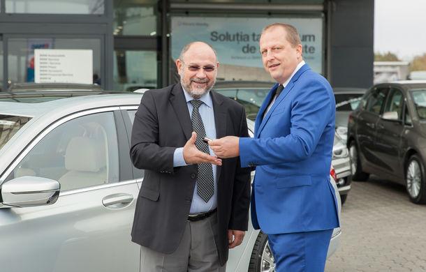 BMW livrează cea mai mare flotă de mașini plug-in hybrid din România: 10 unități cu încărcare la priză pentru grupul de companii Teaha - Poza 6