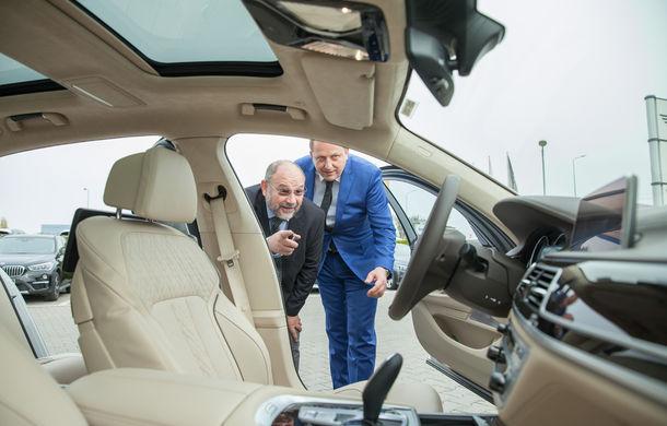 BMW livrează cea mai mare flotă de mașini plug-in hybrid din România: 10 unități cu încărcare la priză pentru grupul de companii Teaha - Poza 5
