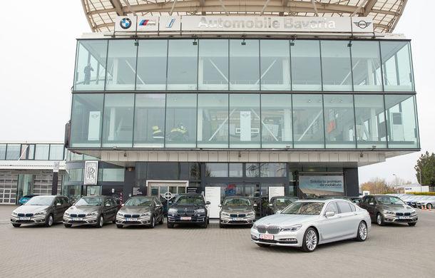 BMW livrează cea mai mare flotă de mașini plug-in hybrid din România: 10 unități cu încărcare la priză pentru grupul de companii Teaha - Poza 1