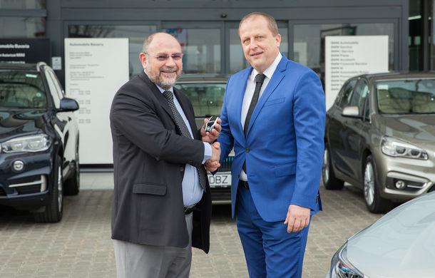 BMW livrează cea mai mare flotă de mașini plug-in hybrid din România: 10 unități cu încărcare la priză pentru grupul de companii Teaha - Poza 7