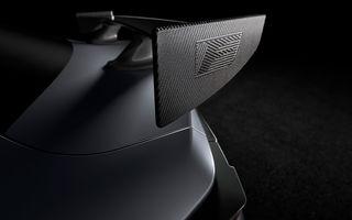 Prima imagine teaser cu viitorul Lexus RC F Track Edition: elemente de caroserie inspirate din motorsport și peste 480 CP